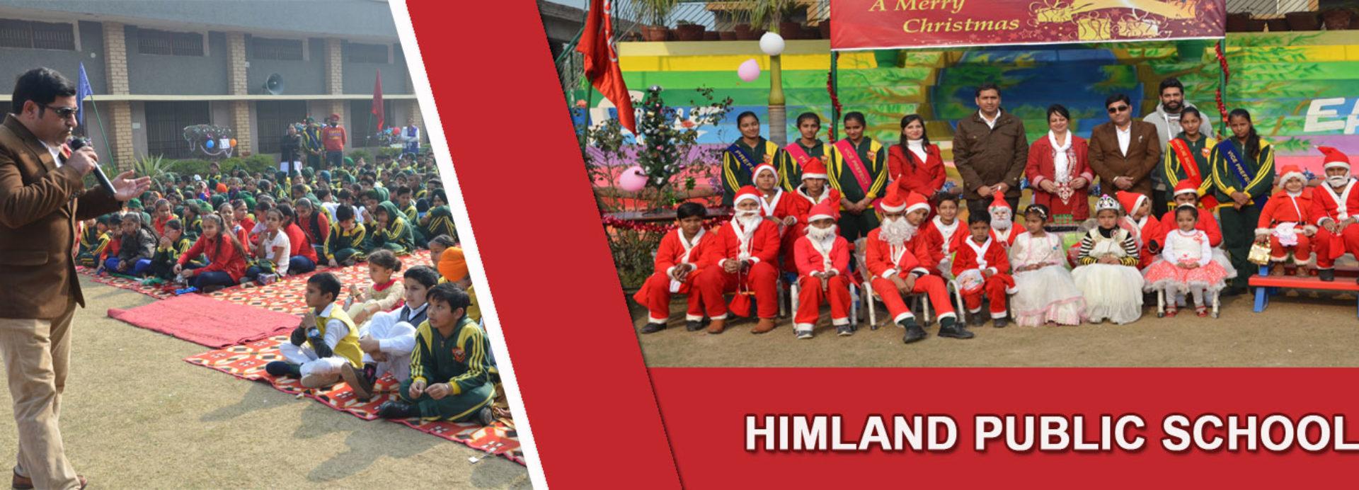 Himland Public School